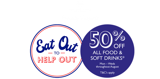 Eat Out To Help Out Logo Transparent News Word